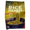 Lotus Foods, عضوي، أرز جايد اللؤلؤي رامين، 4 عبوات، 10 أونصة(283 جم)