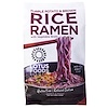 Lotus Foods, Purple Potato & Brown Rice Ramen, with Vegetable Broth, 10 Packs, 2.8 oz (80 g)