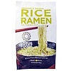 Lotus Foods, Wakame & Brown Rice Ramen, with Vegetable Broth, 10 Packs, 2.8 oz (80 g) Each