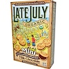 Late July, Mini Bite Size Sandwich Cookies, Milk Chocolate, 5 oz (142 g) (Discontinued Item)