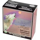 Отзывы о Light Mountain, Натуральная краска и кондиционер для волос, ярко-рыжий, 4 унции (113 г)