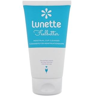 Lunette, Feelbetter, Menstrual Cup Cleanser, 5 fl oz (150 ml)
