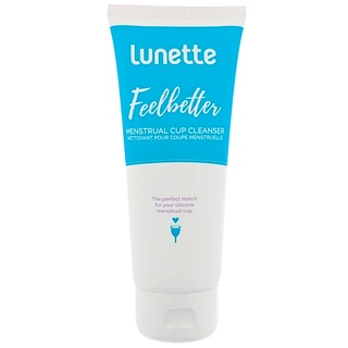 Lunette, Feelbetter, Menstrual Cup Cleanser, 3.4 fl oz (100 ml)