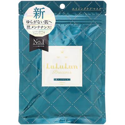 Купить Lululun Precious, маска для поддержания здоровой кожи лица, 7шт., 113мл (3, 82унции)