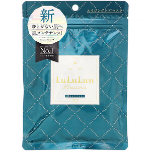 Lululun, Precious, Maintain Healthy Skin, Face Mask, 7 Sheets, 3.82 fl oz (113 ml) отзывы покупателей