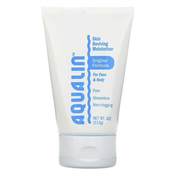 Aqualin, Skin Reviving Moisturizer, Original Formula, 4 oz (114 g)