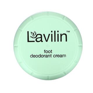 Lavilin, Bio Balance, Foot Deodorant Cream for Men and Women, 12.5 g