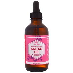 Leven Rose, 100% Pure & Organic Argan Oil, 4 fl oz (118 ml) отзывы покупателей