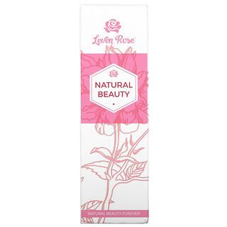 Leven Rose, 100% Pure & Organic, Rosehip Oil, 4 fl oz (118 ml)