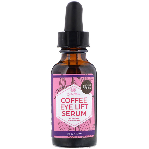 Coffee Eye Lift Serum, 1 fl oz (30 ml)