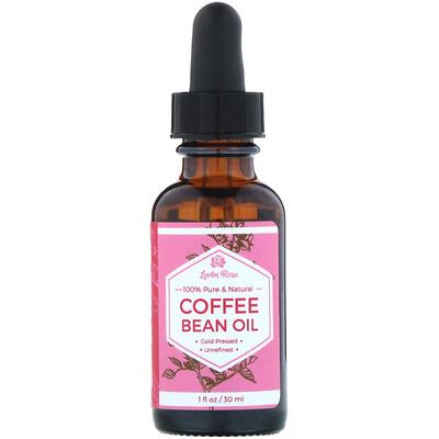 Leven Rose Абсолютно беспримесное и натуральное масло кофейных зерен, 1 ж. унц. (30 мл)  - Купить