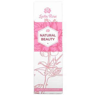 Leven Rose, 100% 유기농 & 천연, 위치하젤 토너, 118ml(4fl oz)