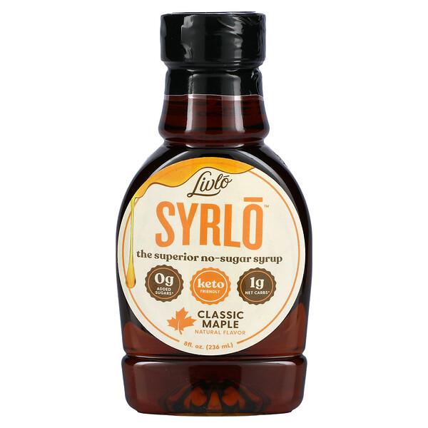 Syrlo, Classic Maple, 8 fl oz (236 ml)