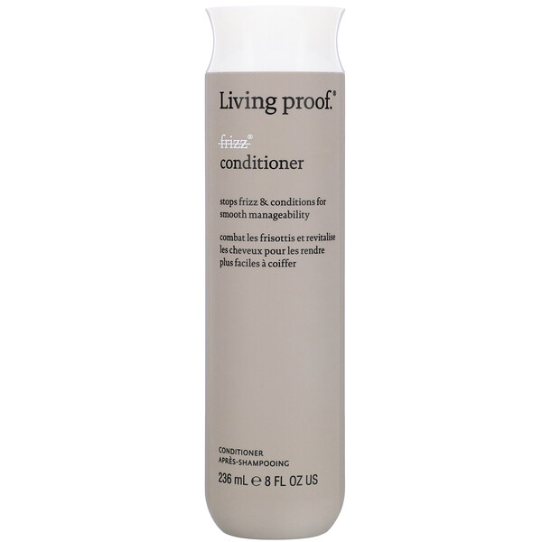 Living Proof, No Frizz Conditioner, 8 fl oz (236 ml) (Discontinued Item)