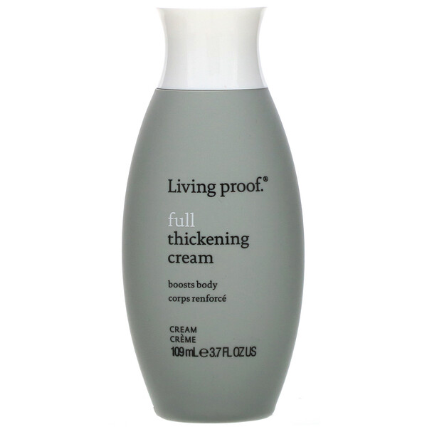 Living Proof, Full, Thickening Cream, 3.7 fl oz (109 ml) (Discontinued Item)