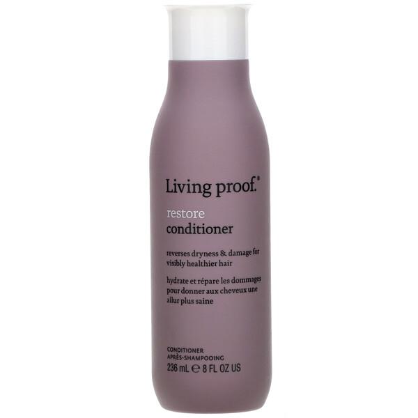 Living Proof, Restore, Conditioner, 8 fl oz (236 ml) (Discontinued Item)