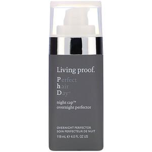 Living Proof, Perfect Hair Day, Night Cap Overnight Perfector, 4 fl oz (118 ml) отзывы