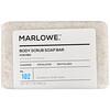 Marlowe, Men's Body Scrub Soap Bar, No. 102, 7 oz (198.4 g)