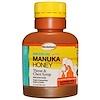 ManukaGuard, Manuka Honey 16+, Throat & Chest Syrup, Alcohol Free, 3.4 oz (100 ml)