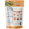 Manitoba Harvest, Hemp Hearts, Semillas de cáñamo sin cáscara, Delicioso sabor a nuez, 227g (8oz)