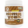 Manitoba Harvest, Organic Hemp Yeah!, Plant Protein Blend, Chocolate Flavor, 16 oz (454 g)