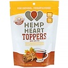 Manitoba Harvest, Hemp Heart Toppers, Hemp Seed Mix, Maple & Cinnamon, 4.4 oz (125 g)