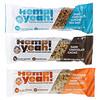 Manitoba Harvest, Hemp Yeah! Protein Bar, Variety Pack, 8 Bars, 1.59 oz (45 g) Each
