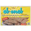 Ak-Mak, 全粒小麦粉 セサミクラッカー, 4.15 oz (118 g)