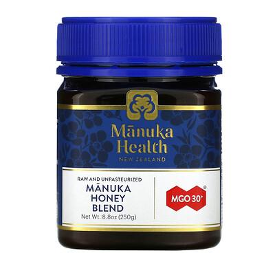 Купить Manuka Health Manuka Honey Blend, MGO 30+, 8.8 oz ( 250 g)