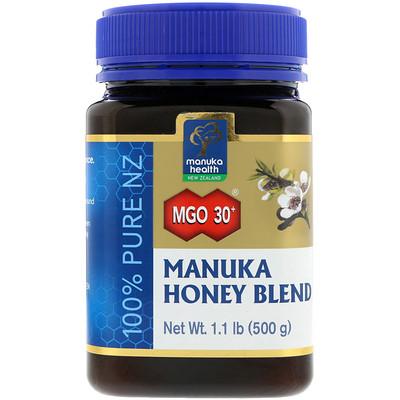 Manuka Health 麥盧卡蜂蜜混合物,MGO 30+,1.1 磅(500 克)