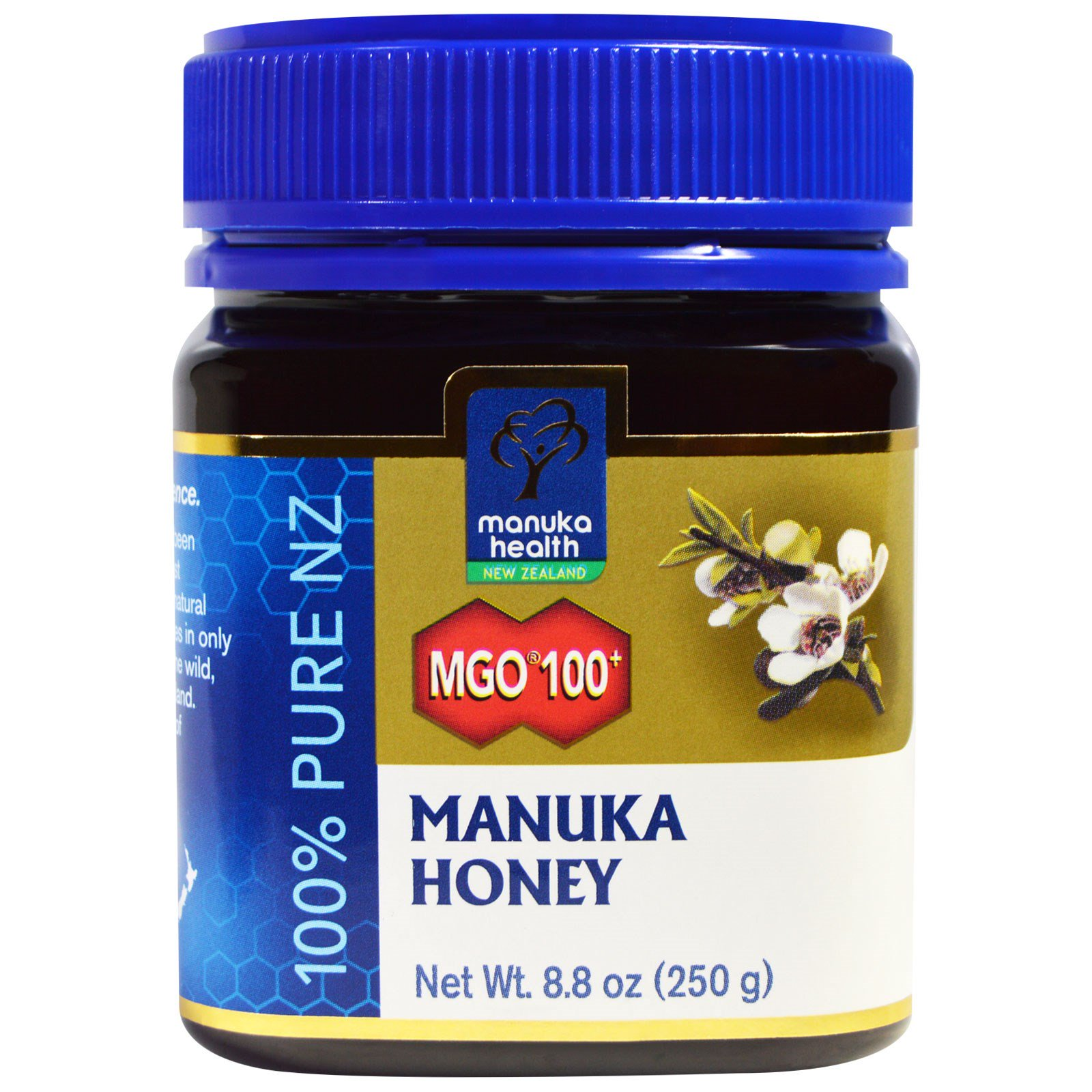 Manuka health manuka honey mgo 100 88 oz 250 g iherb manuka health manuka honey mgo 100 izmirmasajfo