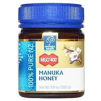 Manuka Honey, мгO 400+, 8.8 унции (250 g) - фото