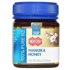 Manuka Health, マヌカハニー、 MGO 250+、 8.8オンス (250 g)