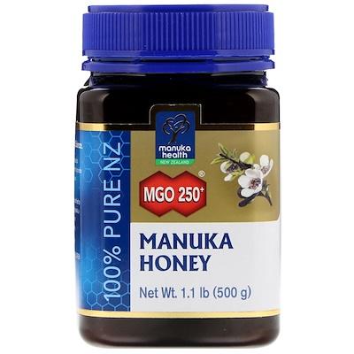 Manuka Health 麥盧卡蜂蜜,MGO 250+,1.1 磅(500 克)