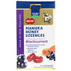 Manuka Health, Manuka Honey Lozenges, Blackcurrant, MGO 400+, 15 Lozenges