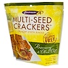 Crunchmaster, Multi-Seed Crackers, Rosemary & Olive Oil, 4.5 oz (127 g)