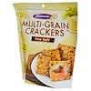 Crunchmaster, Multi-Grain Crackers, Sea Salt, 4.5 oz (127 g)