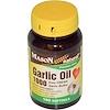 Mason Natural, Garlic Oil 1000, 100 Softgels