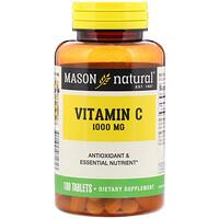 витамин С, 1000 мг, 100 таблеток - фото