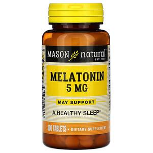 Melatonin, 5 mg, 300 Tablets отзывы покупателей