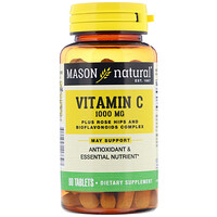 Vitamin C, 1000 mg, 90 Tablets - фото