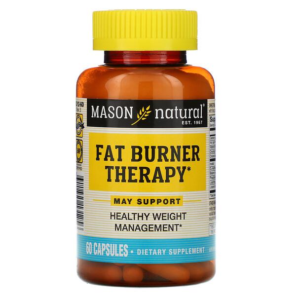 Terapia para Queima de Gordura, 60 Cápsulas
