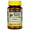 Mason Natural, стандартизованный экстракт расторопши и клюквы, средство для очищения печени и почек, 60капсул