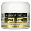 Mason Natural, крем с коллагеном премиального качества, 57г (2унции)