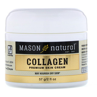 Mason Natural, Collagen Premium Hautcreme, Birnenduft, 2 fl oz (57 g)
