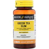 Отзывы о Mason Natural, Зеленый чай для похудения, 60 таблеток
