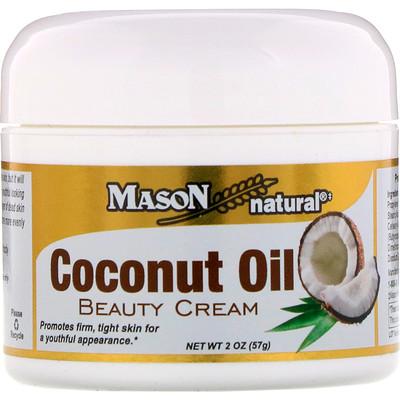 Кокосовое масло крем для красоты 2 унции (57 г)