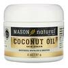 Mason Natural, كريم البشرة بزيت جوز الهند، 2 أونصة (57 جم)