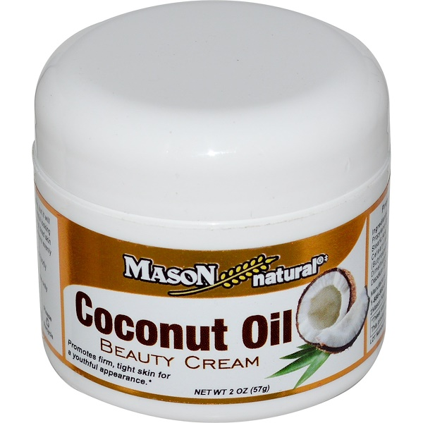 Mason Natural Coconut Oil Beauty Cream Reviews