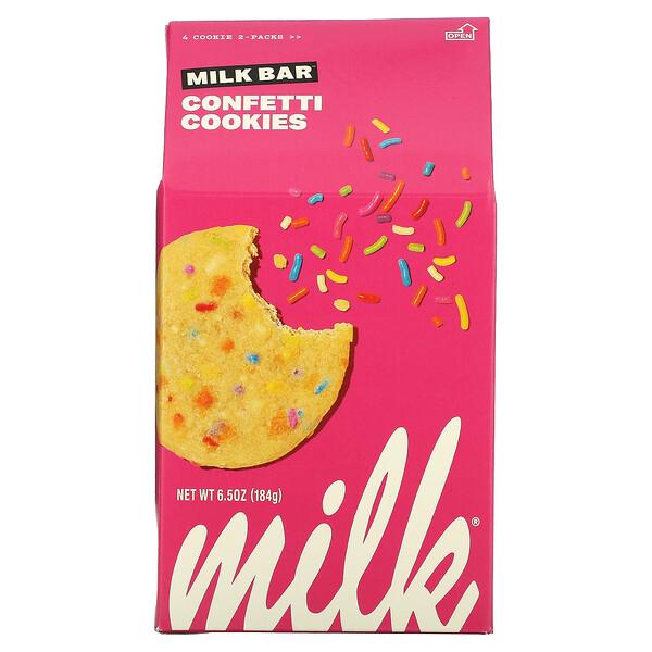 Milk Bar, Confetti Cookies, 6.5 oz (184 g)